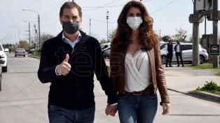"""""""Que la sociedad vaya y vote con todas sus ganas"""", afirmó Diego Santilli"""
