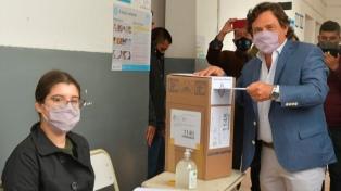 Fluida afluencia de votantes en Salta, donde Sáenz llamó a �recuperar la confianza de la gente�