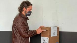 """Cafiero: las elecciones muestran que se está """"superando"""" la pandemia"""