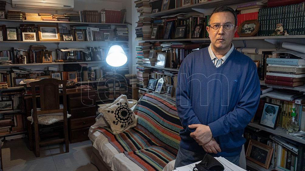El investigador y docente argentino Miguel Vedda.