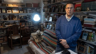 """Miguel Vedda: """"Algo muy propio del horror de los últimos 40 años es la sensación de vulnerabilidad"""""""
