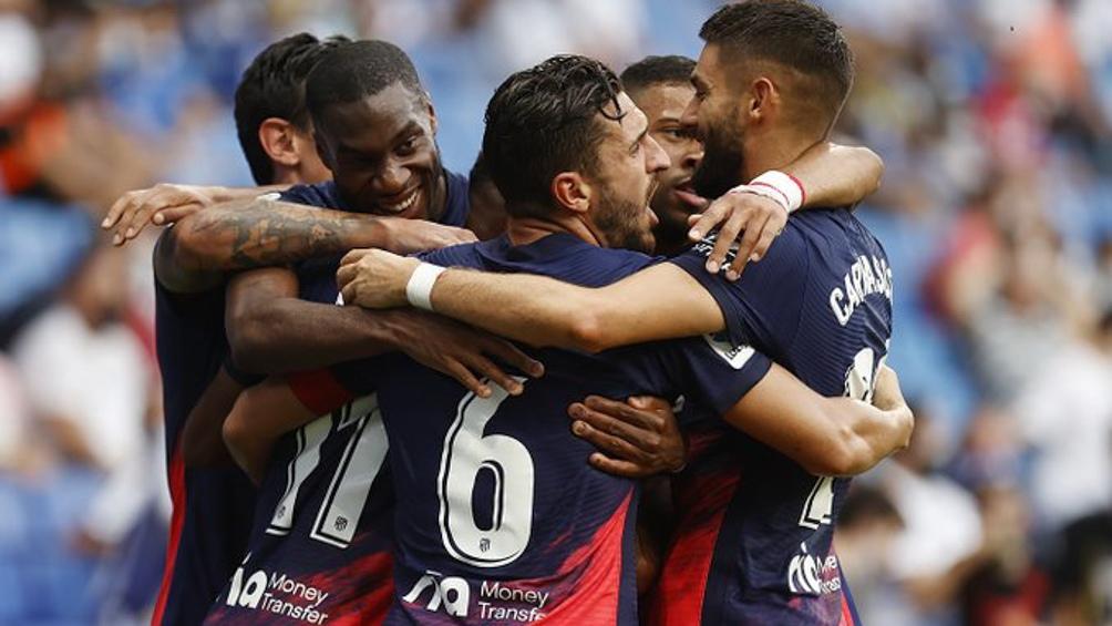 Ganó el Atlético Madrid del
