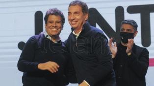 """Santilli confirmó su asistencia a un debate y que """"caminará la provincia"""" con Manes"""