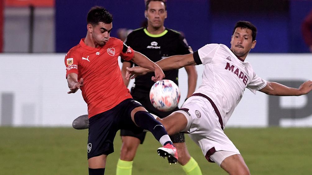 Lanús visita a Independiente con el objetivo de mantenerse en la cima