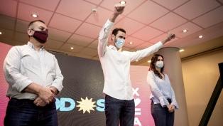 El Frente de Todos revirtió la tendencia y ganó en Salta por una ajustada ventaja