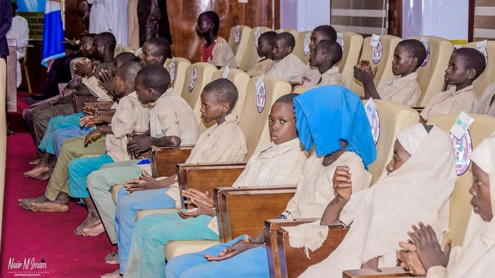 """""""El domingo por la noche fueron liberados 75 rehenes de la escuela secundaria gubernamental de Kaya. Parecían en buen estado de salud e ilesos"""", informó el gobierno local. (Foto: Twitter @ankaboy)"""
