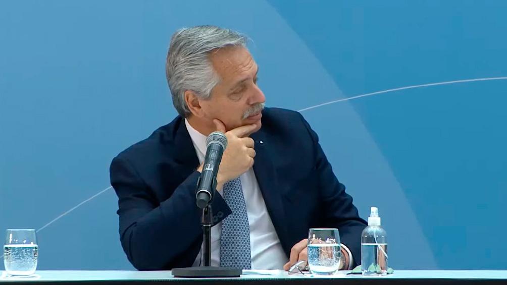 Alberto Fernández disertará en la ONU.