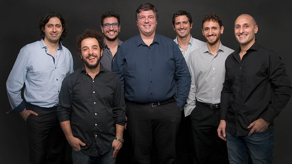 Juan Pablo Navarro y su septeto