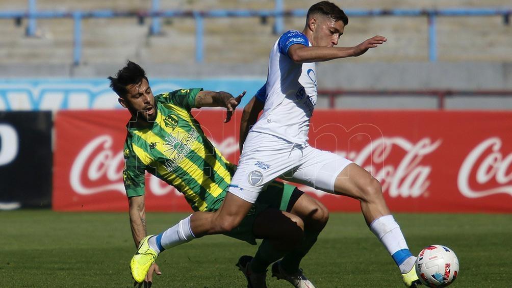 Los mendocinos concretaron ocho goles en las últimas dos fechas. (Foto: Diego Izquierdo).