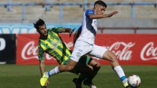 Godoy Cruz goleó en Mar del Plata a Aldosivi, que sumó su cuarta derrota al hilo