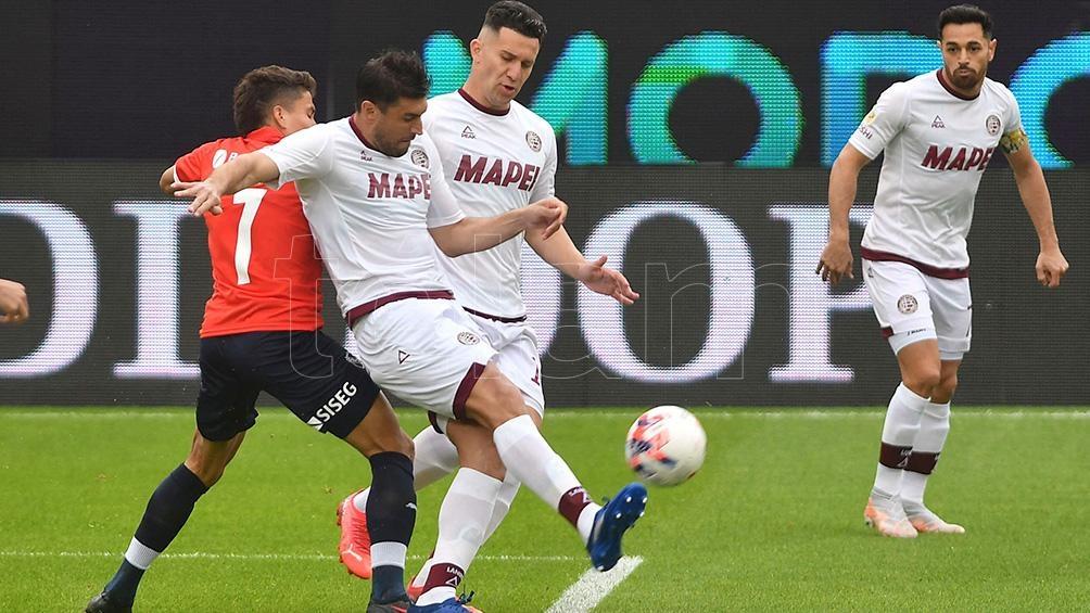 """El """"Rojo"""", con esta derrota, queda a 4 puntos de la cima. (Foto: Alfredo Luna)."""