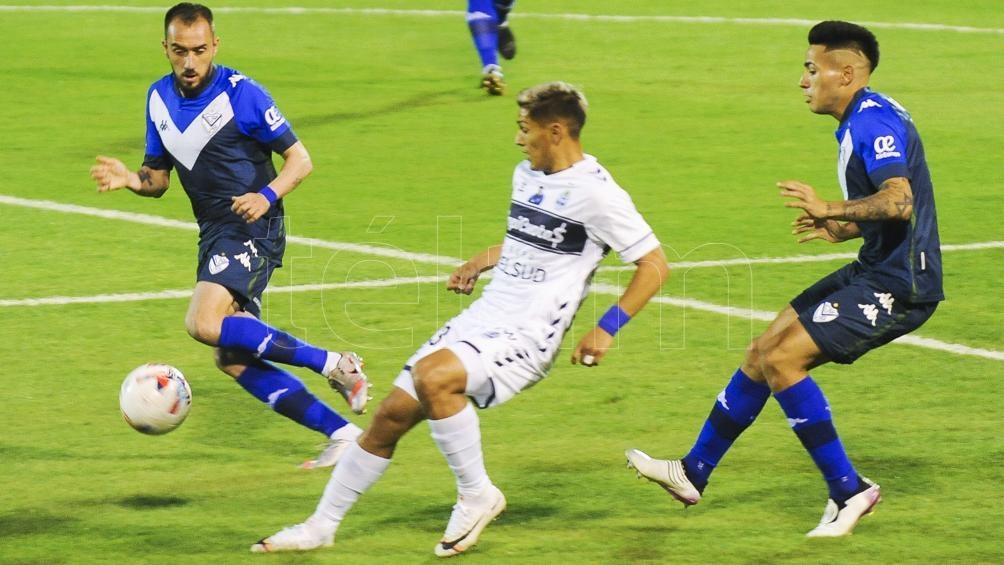 Gimnasia y Vélez, un juego disputado sin goles (Foto: Eva Cabrera).