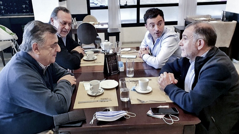 """Juez y Negri se reunieron y acordaron """"trabajar juntos"""" de cara a las generales"""