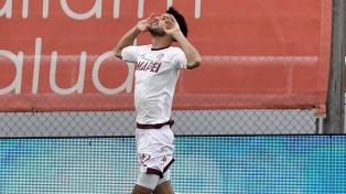 Lanús derrotó a Independiente y se colocó puntero en soledad en el campeonato