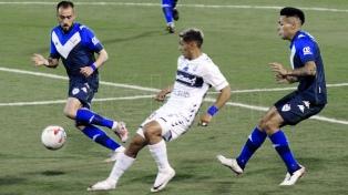 Gimnasia y Vélez no se sacaron ventajas y empataron en un partido sin emociones