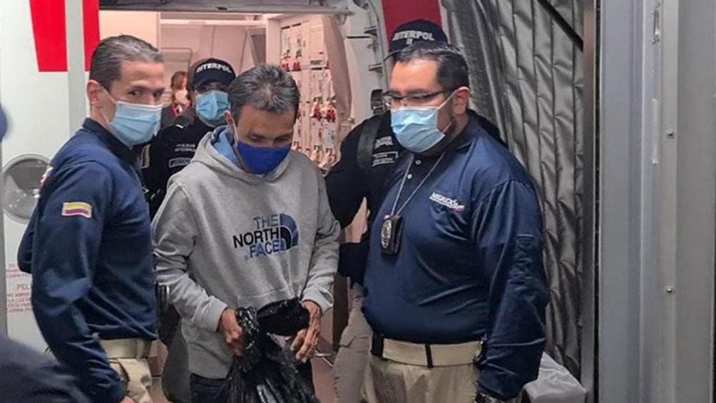 """""""El Zarco"""" había sido capturado en febrero de 2021 en la ciudad española de Alicante"""