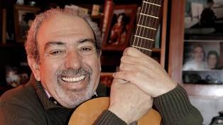 """Oscar García asume la canción pampeana desde """"El bardo lejos"""""""