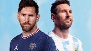 El mapa de los 9 partidos que jugará Messi en un mes