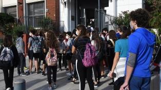 Confirmaron 18 nuevos casos en el colegio ORT de Belgrano