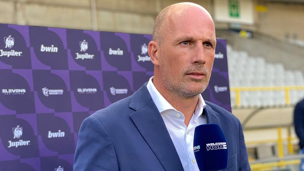 Philippe Clement es el entrenador de Brujas (twitter Brugge)