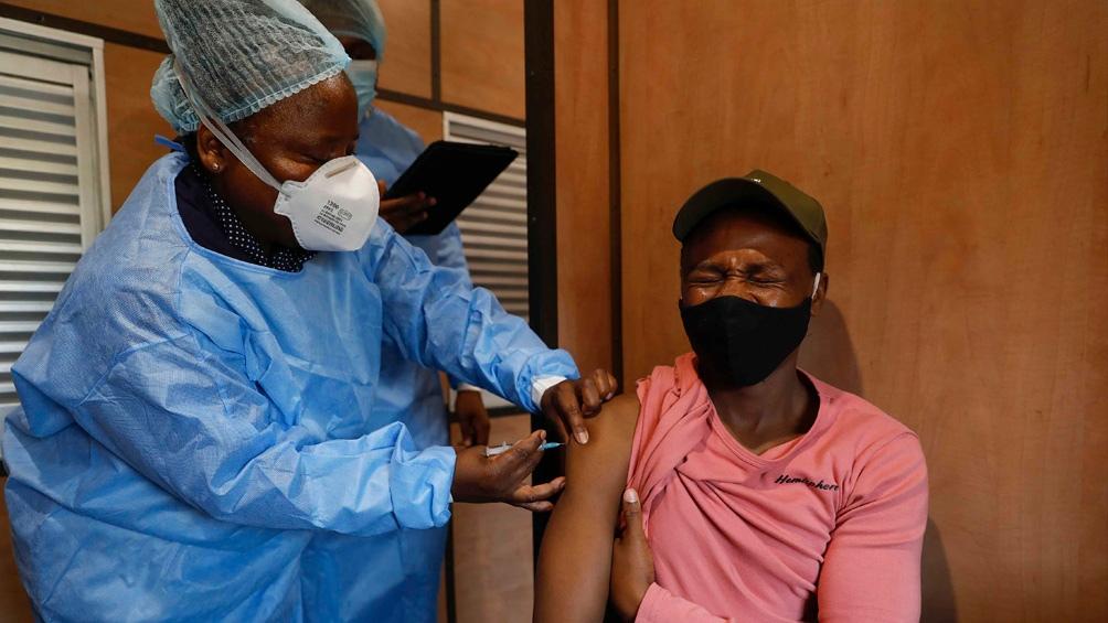 Se necesitan 150 millones de vacunas anti-Covid por mes en África