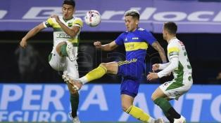 """Boca y Defensa y Justicia empataron 0 a 0 en """"La Bombonera"""""""