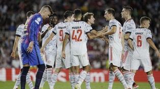Un Barcelona inofensivo en tiempos post Messi cayó de local 3 a 0 ante Bayern Munich