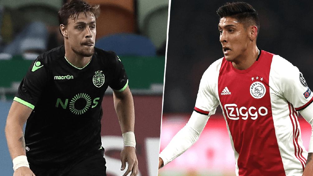 Ajax visita a Sporting y el City recibe a Leipzig en otros partidos destacados