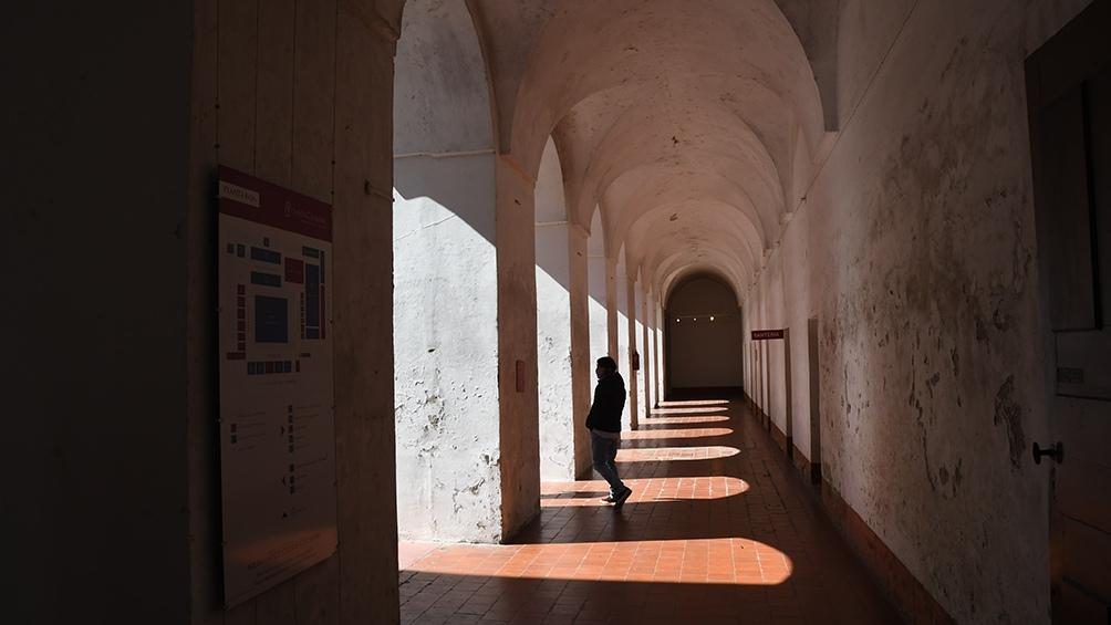 Consideran ilegal el proyecto de levantar una torre en un área de protección histórica. (Foto: Pablo Aneli)