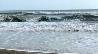 Nueve personas murieron ahogadas por fuertes oleajes en el sur de Francia