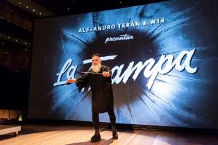 """Alejandro Terán lleva al CCK """"La Trampa"""" que reunió lo orquestal con las nuevas escenas"""