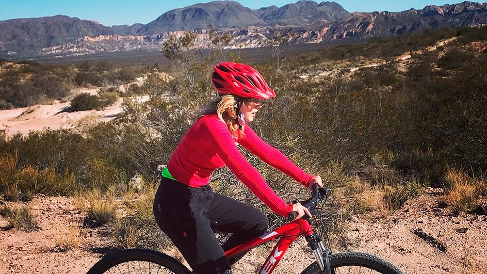 San Rafael, una ciudad de ciclistas que extiende esta actividad a los turistas.