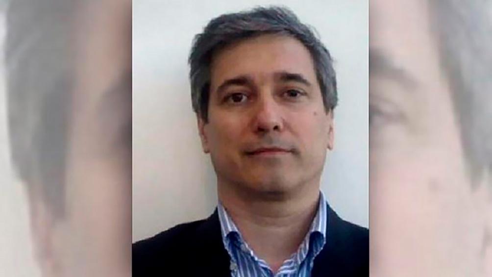 Néstor Ramos, presidente de la firma suiza Helvetic Services Group, investigada por lavado de dinero.