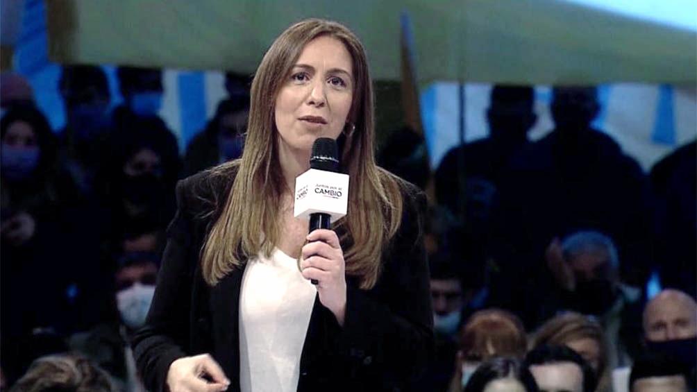 María Eugenia Vidal se reunirá con vecinos y comerciantes porteños.