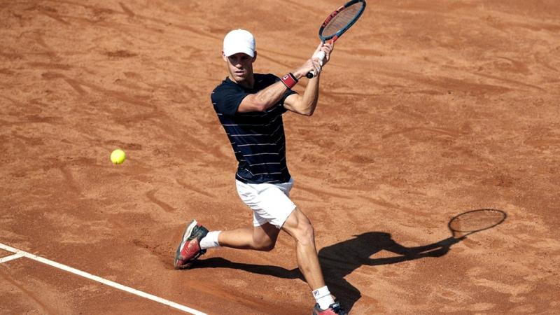 Schwartzman sigue en el 15to. puesto en un ranking ATP  - Télam - Agencia Nacional de Noticias