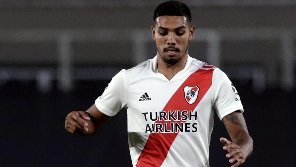 Martínez será baja en River frente a Arsenal, Foto: IG David Martinez