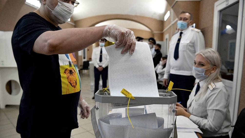 """LA Justicia declaró en junio pasado como """"extremistas"""" a las organizaciones políticas. Foto: AFP."""