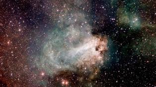 """Lograron trazar un mapa de un """"viento galáctico"""" para entender el funcionamiento de las galaxias"""
