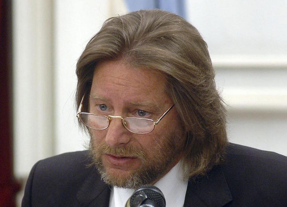 El entonces presidente del Tribunal Oral Federal 1 de La Plata que condenó a Etchecolatz, Carlos Rozanski, es uno de los testimonios clave en el caso.