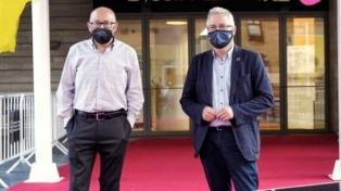 Festival de Cine San Sebastián: con la alfombra roja reciclable se confeccionarán prendas de vestir