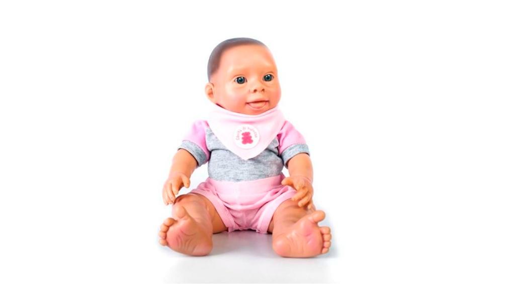 Oli, la muñeca más esperada con síndrome de down (Foto: Prensa Casita de muñecas)