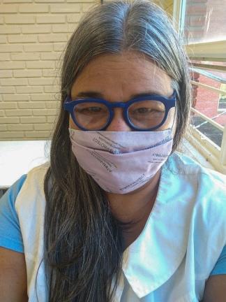 Carolina del Bono, educadora musical.