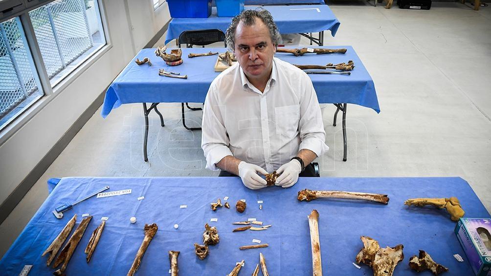 Todos los familiares decidieron que los restos permanezcan en Darwin