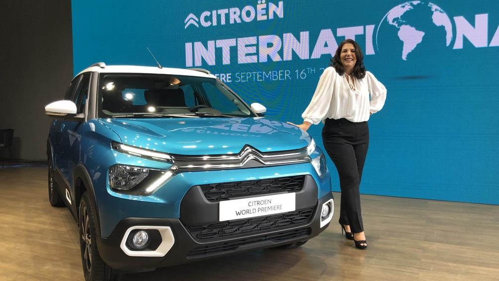 """El Nuevo C3 es el primer modelo del proyecto """"C-Cubo"""" que prevé el lanzamiento de una familia de vehículos con foco en el mercado internacional para 2024."""