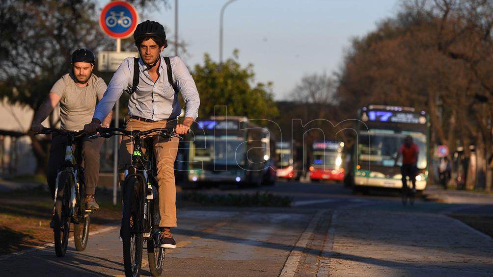 Con más espacio para bicicletas y peatones se celebró la Semana de Movilidad Sustentable