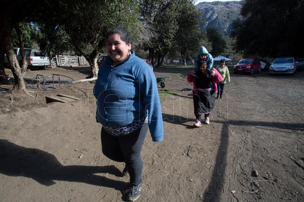 El lof está en Brazo Huemuel, entre Villa La Angostura y Dina Huapi, Río Negro. (Foto: Alejandra Bartoliche).
