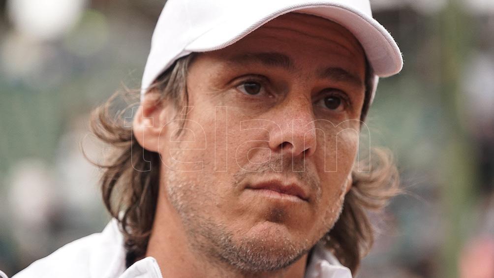 Gaudio deja la capitanía en la Copa Davis (foto Pepe Matos).