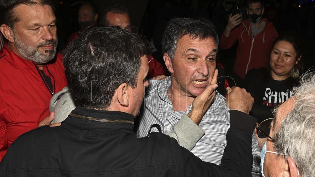 Ignacio Astore es el nuevo presidente de Newell´s.