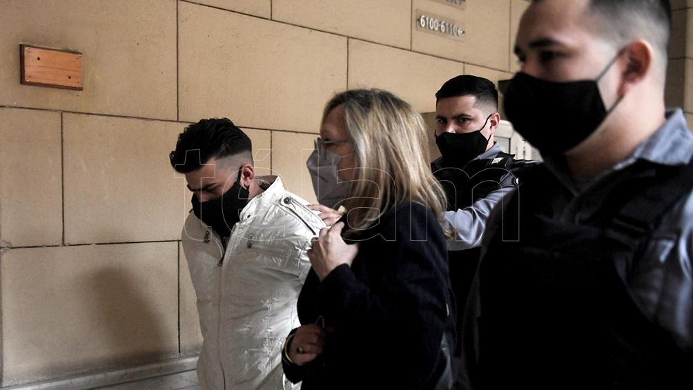 """El otro principal imputado en la causa, Juan Jesús Fernández, se declaró """"inocente"""". (Foto: Fernando Gens)"""