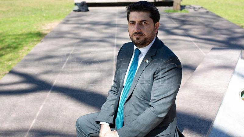"""El embajador armenio considera a la Argentina un """"líder en derechos humanos"""" en el mundo"""